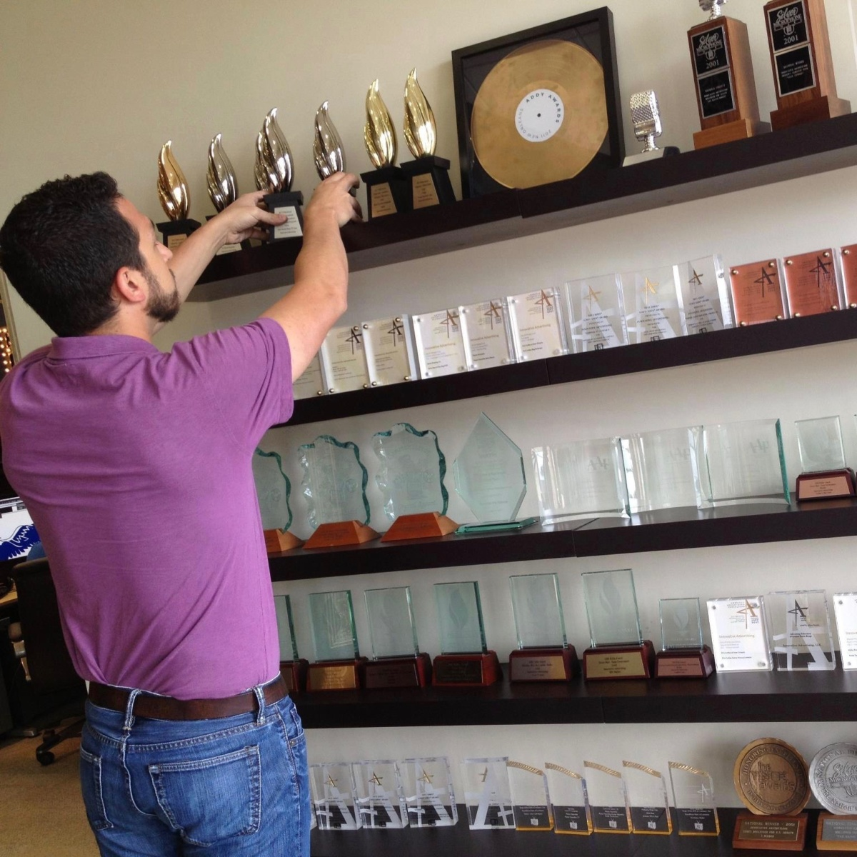 Jeremy stacks up the latest awards