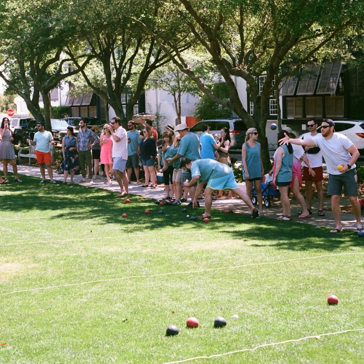 2016 Bocce Ball INNvitational in Rosemary Beach