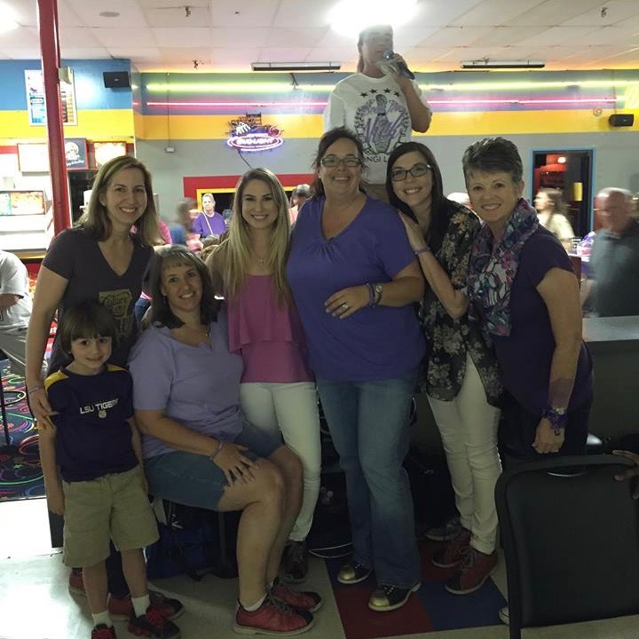Bowling to raise money for Nicholas!